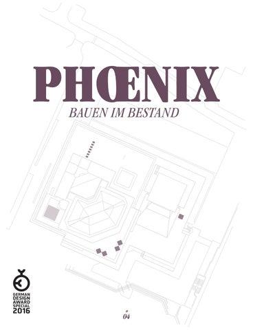 phoenix 04 2015 by b+l verlags ag - issuu, Hause ideen