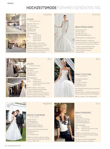 Swiss Wedding 04 2015 By Bl Verlag Ag Issuu