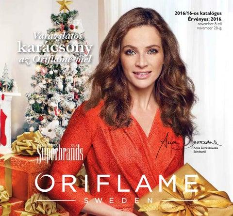 3592996f55 Oriflame akcios katalogus 201611 by myhungary.net - issuu