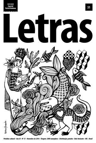 9788b48ab Letras 51 by Café com Letras - issuu