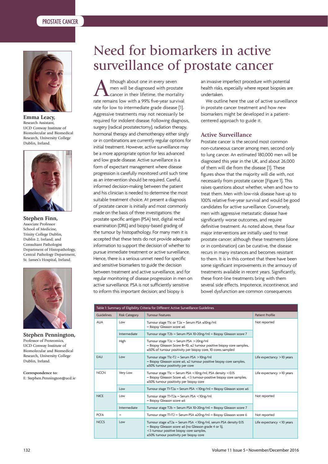 Oncology News November/December 2016