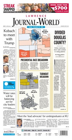 9d891787580dc3 Lawrence Journal-World 11-20-2016 by Lawrence Journal-World - issuu