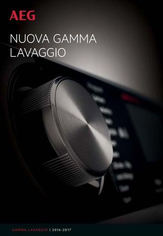 Aeg Assistenza Clienti.Aeg Nuova Gamma Lavaggio By Pegoiani Expert Issuu