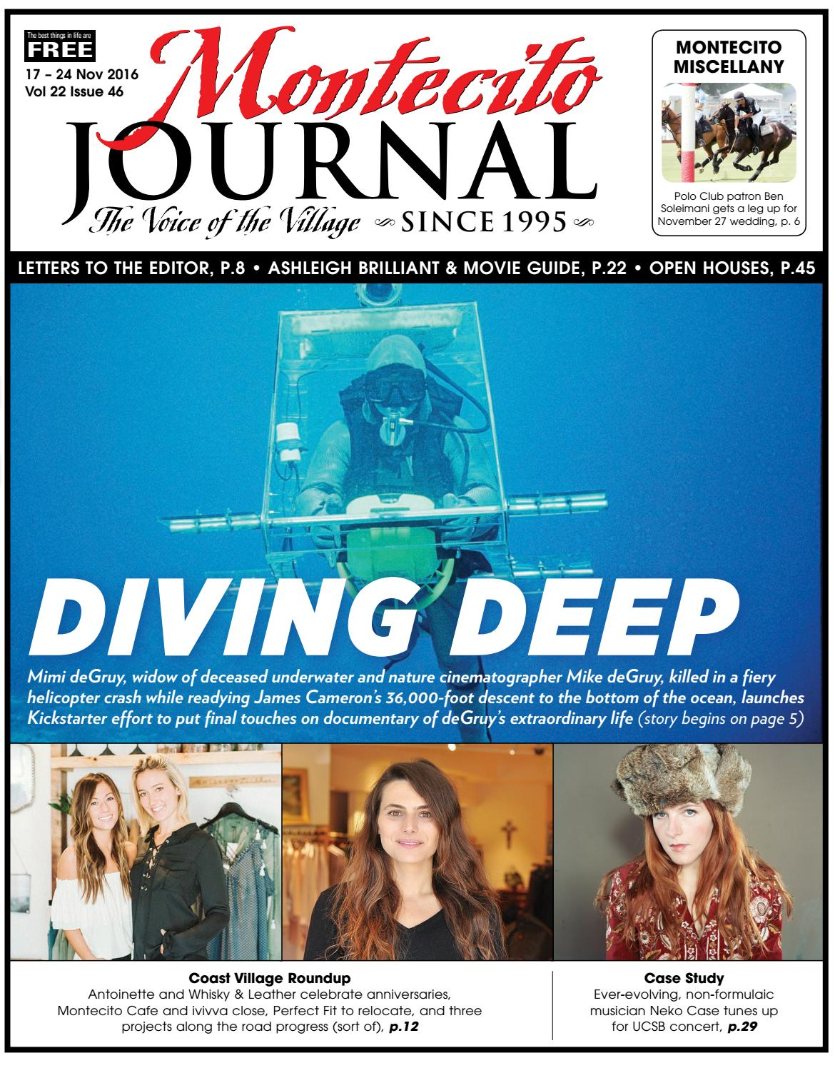 Diving deep by montecito journal issuu fandeluxe Image collections