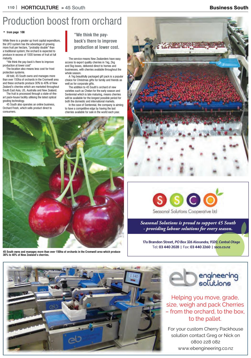 Business South - Volume 24, Issue 5 - 2016 by Waterford