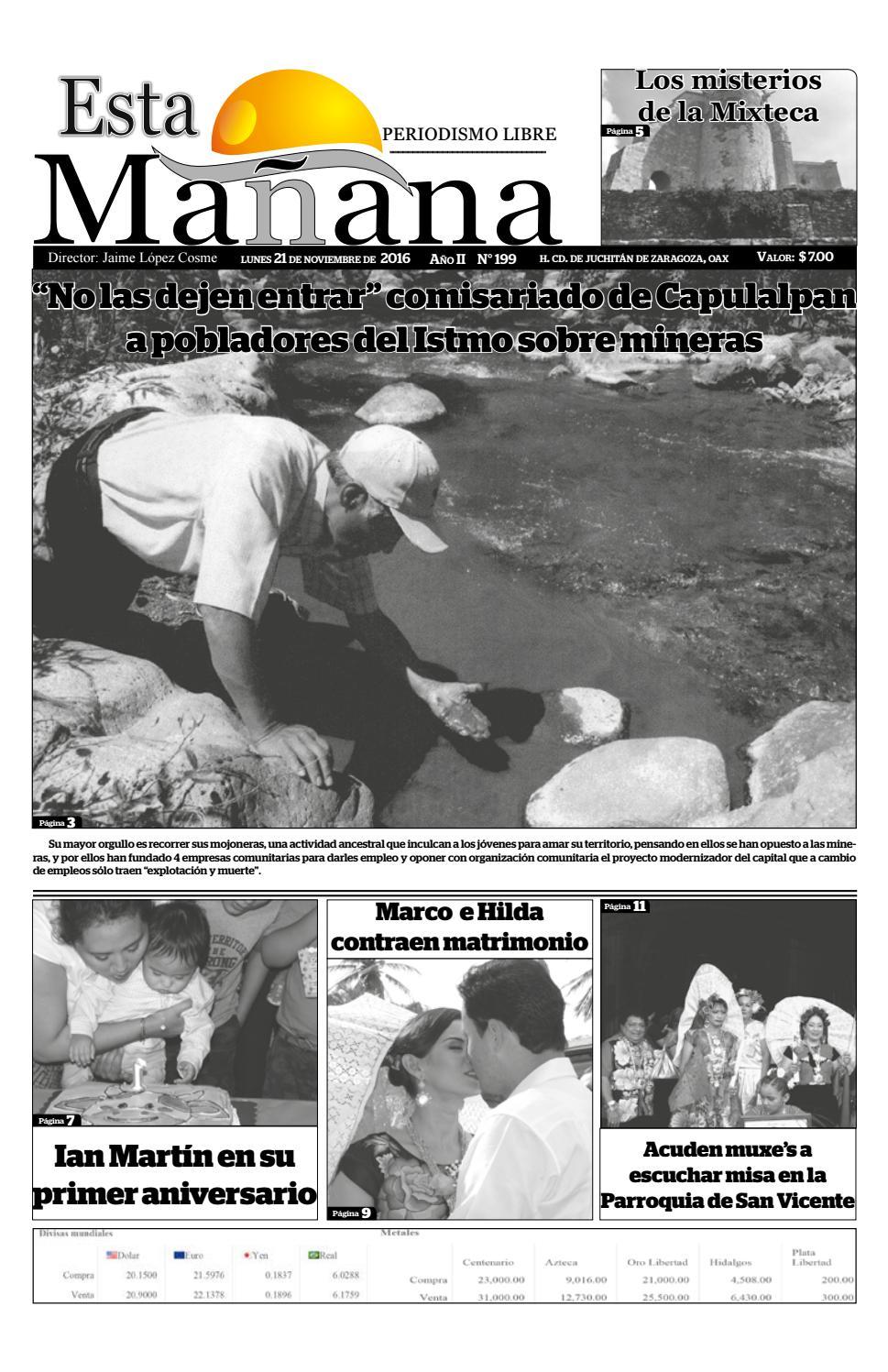 EDICION 199 by estamañana - issuu