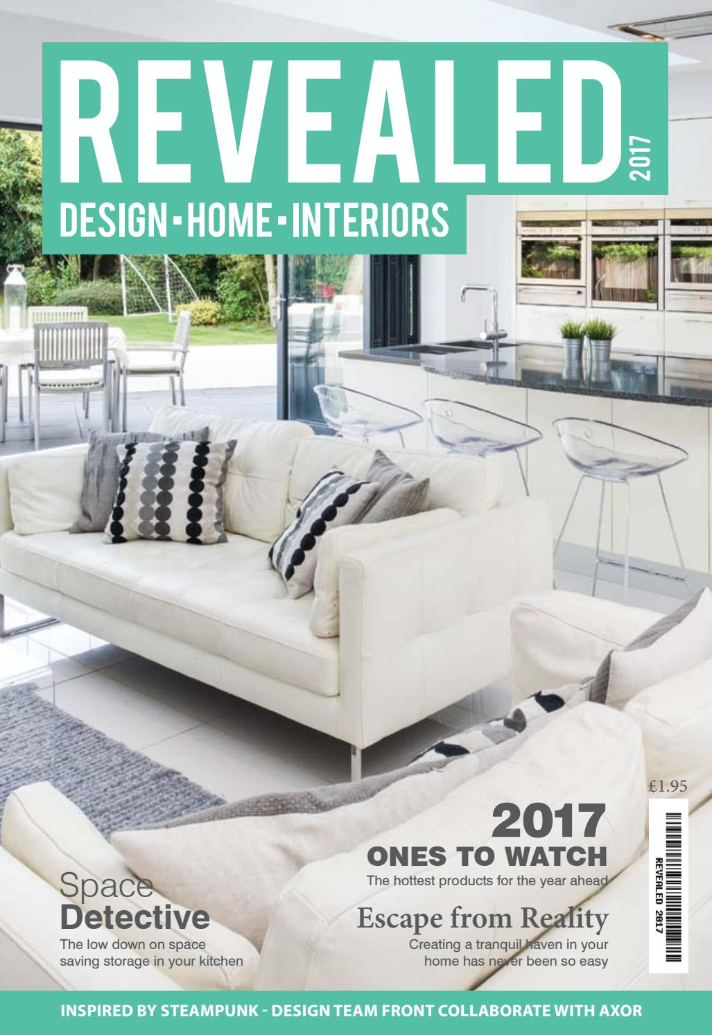 Revealed Design Home Interiors 2017 by Lisa Melvin - issuu