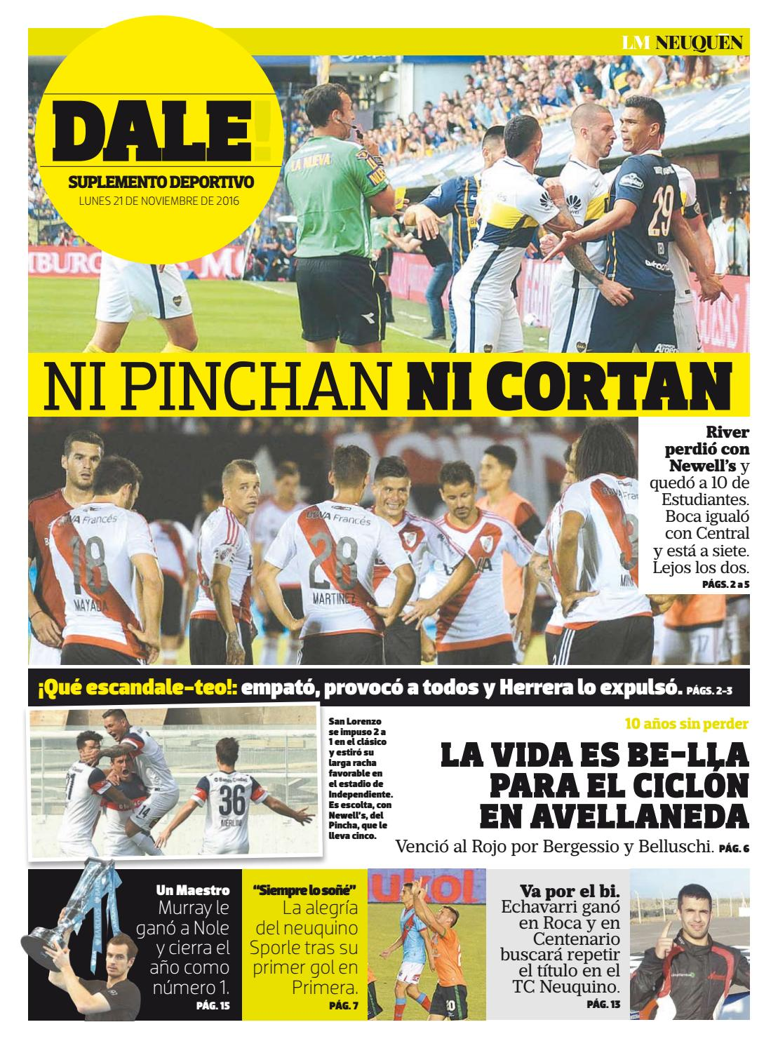 Suplemento dale 2016 11 21 by Diario LM Neuquén - issuu