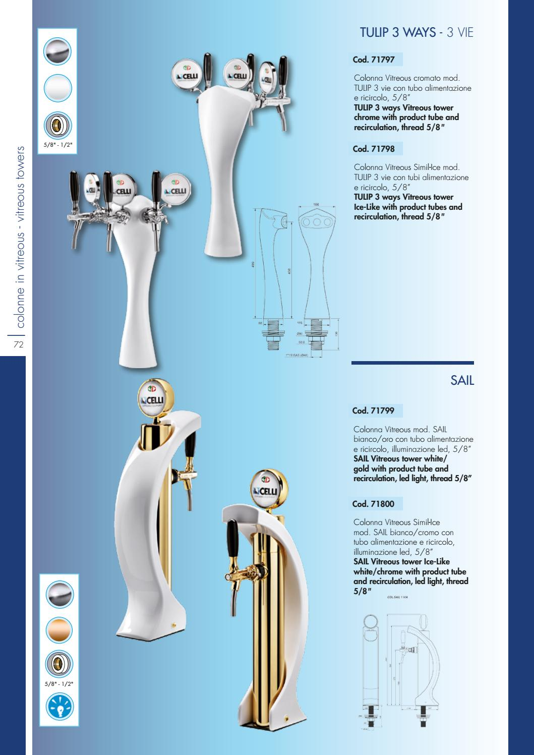 Towers Catalogue By Celli Group