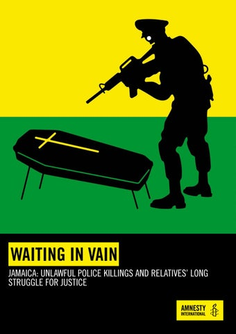 Jamaica : Police killings and lack of justice