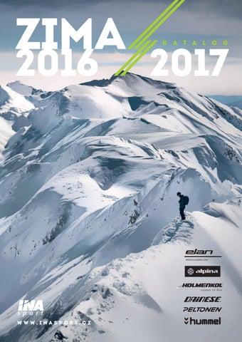Sportovní katalog Zima 2016 17 by INA SPORT spol. s r.o. - issuu b3ecd90782