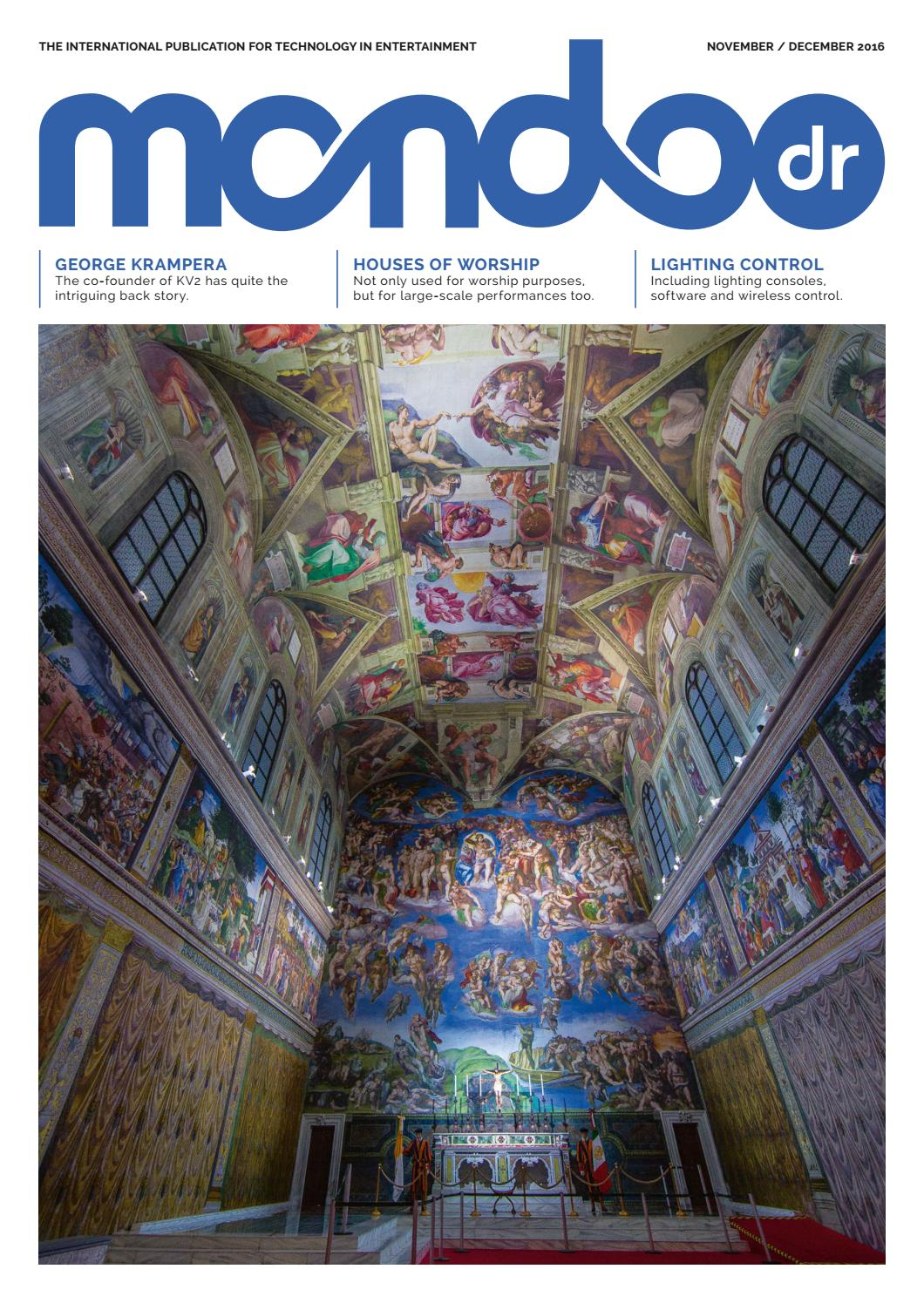 mondo*dr 27.1 by Mondiale Media - issuu