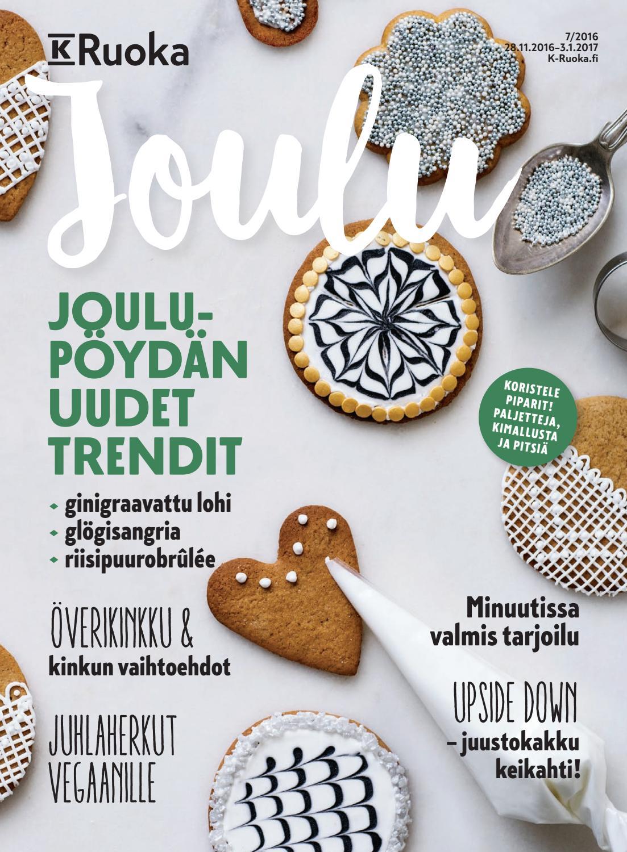k-ruoka joulu 2018 K Ruoka Joulu by Ruokakesko   issuu k-ruoka joulu 2018