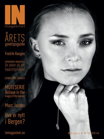 IN Bergen 01 2016 by IN magasinet issuu