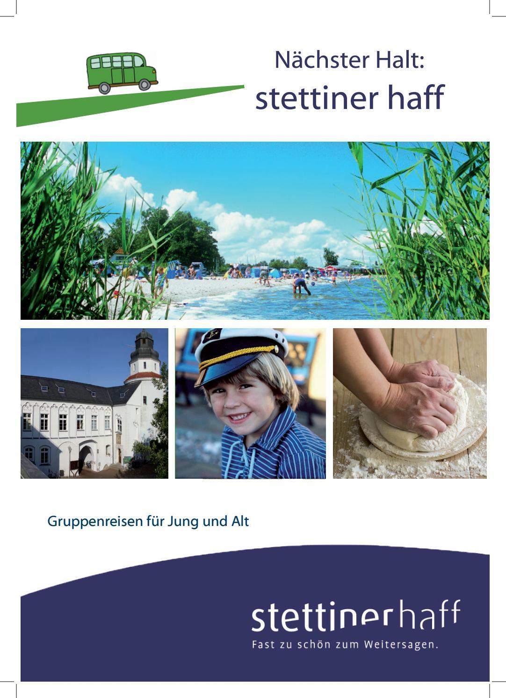 Broschüre stettinerhaff by Förder- und Entwicklungsgesellschaft ...