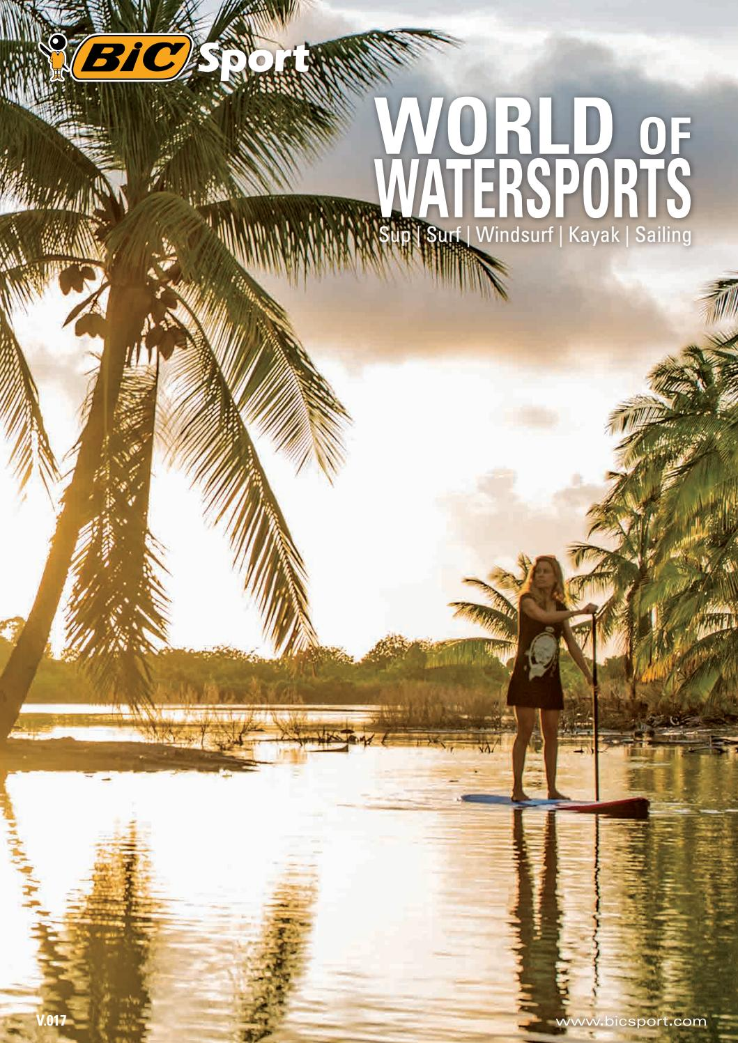 BIC Sport 2017 Collection - English by BIC Sport - issuu