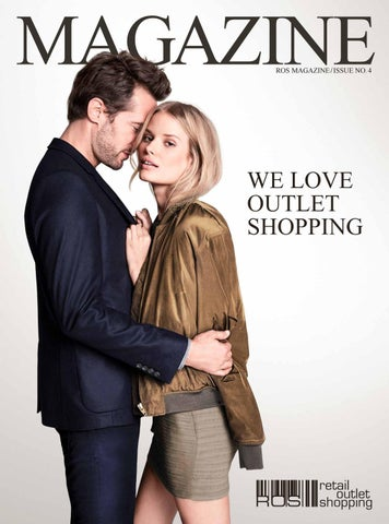 f6406f4c66c066 ROS Retail Outlet Shopping Magazine 2016 by ROS - issuu
