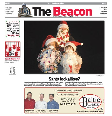 buy popular 41242 b9c79 November 23, 2016 Coshocton County Beacon by The Coshocton County ...