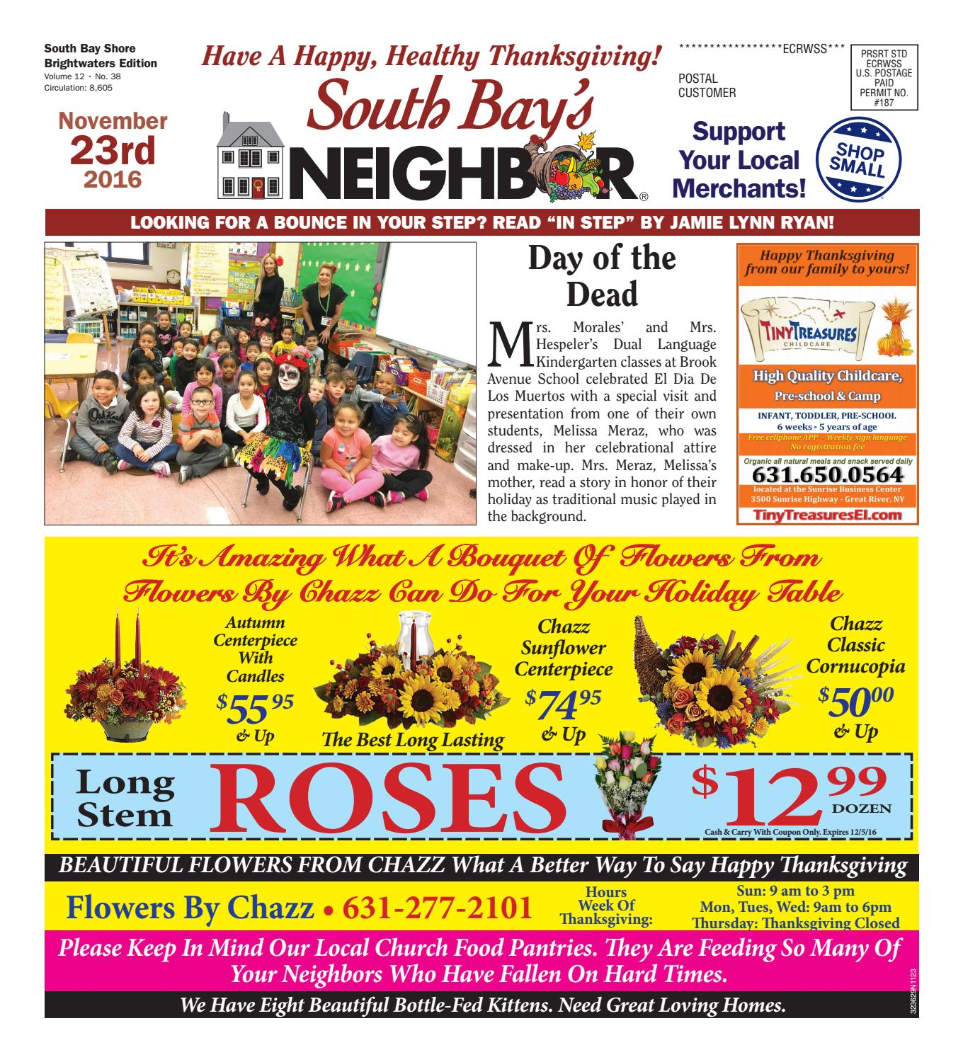 November 23 2016 South Bay Shore by South Bay s Neighbor Newspapers