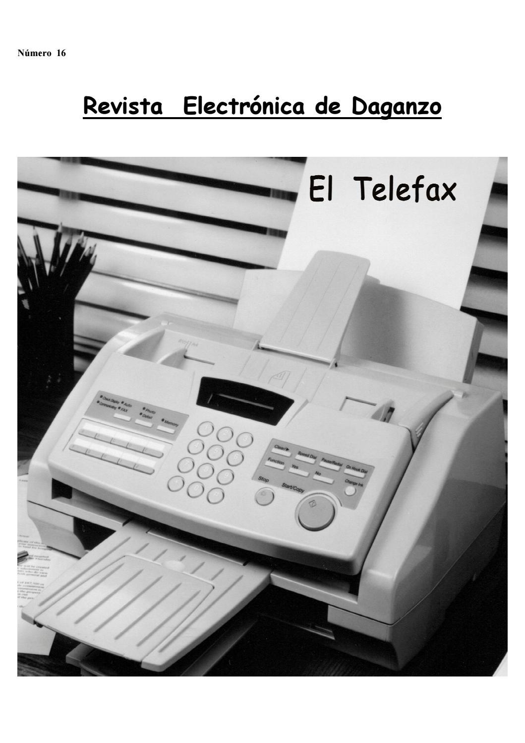 El Telefax
