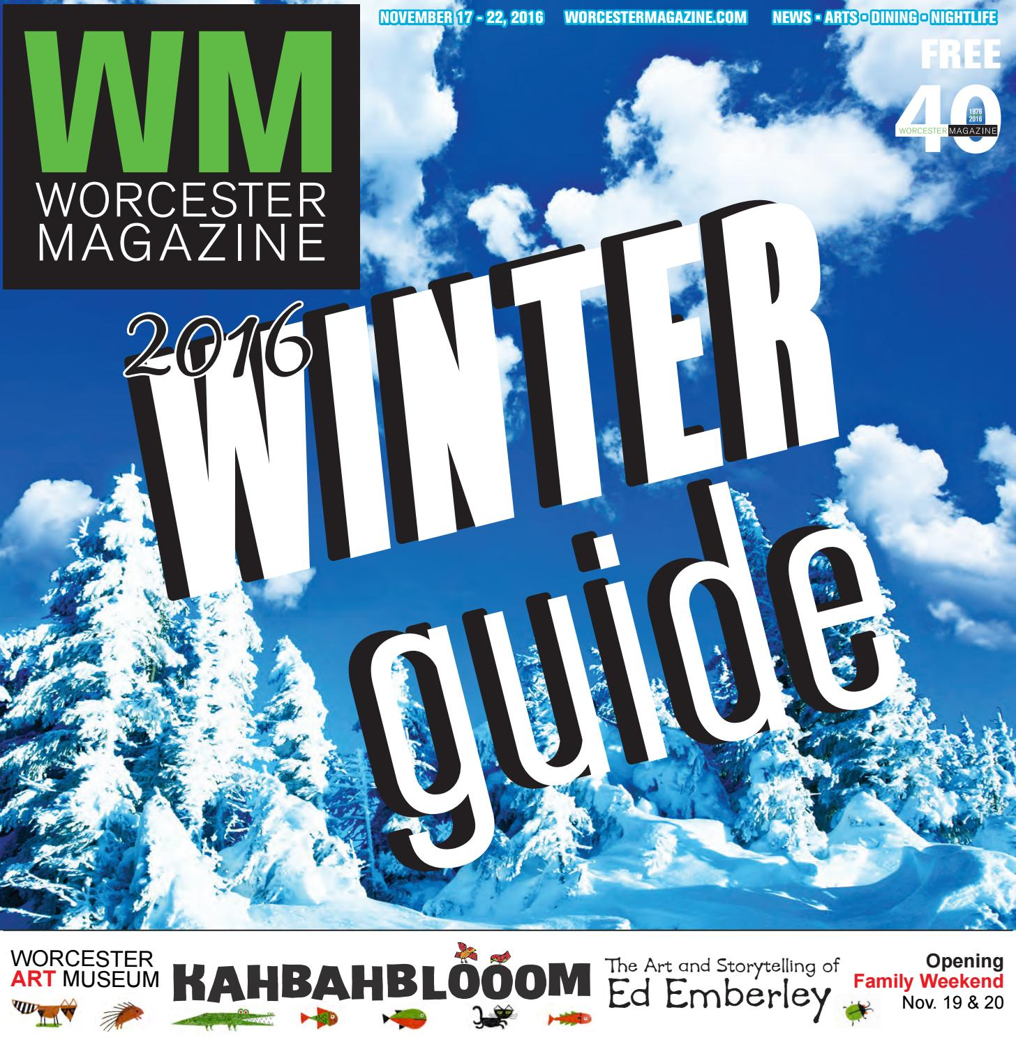 Worcester Magazine November 17 - 22, 2016 by Worcester Magazine - issuu