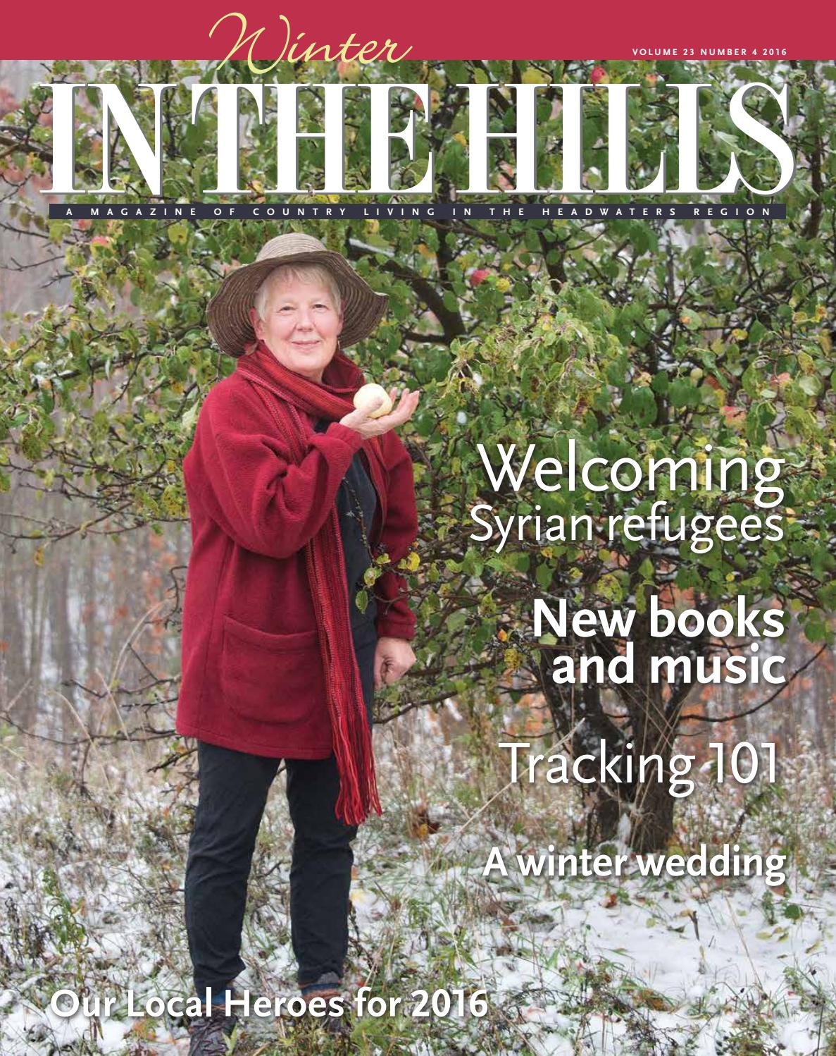 Winter In The Hills 2016 By Magazine