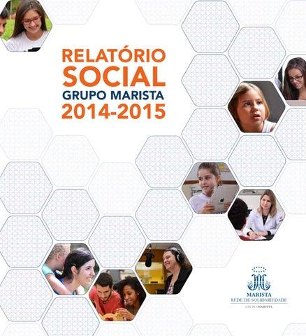 639d1325c Relatório Social Grupo Marista | 2014 - 2015 by Grupo Marista - issuu