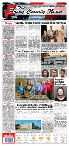 posey county singles Title: december 5, 2017 - the posey county news, author: the posey county  news, name: december 5, 2017  1 velveeta $ 59 singles.