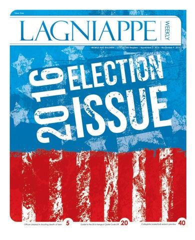 Lagniappe November 3-9, 2016 by Lagniappe - issuu