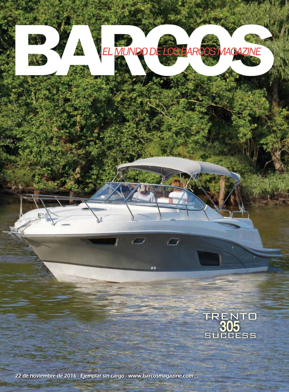 Marzo 2017 By Barcos Magazine Issuu