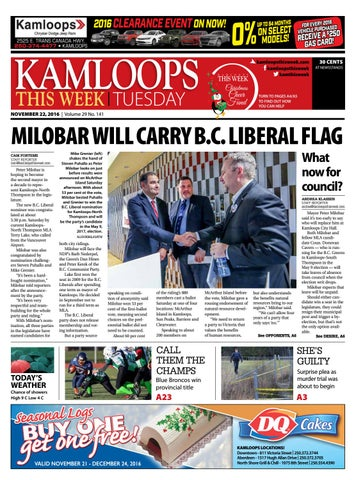 978ab1643 Kamloops This Week November 22, 2016 by KamloopsThisWeek - issuu