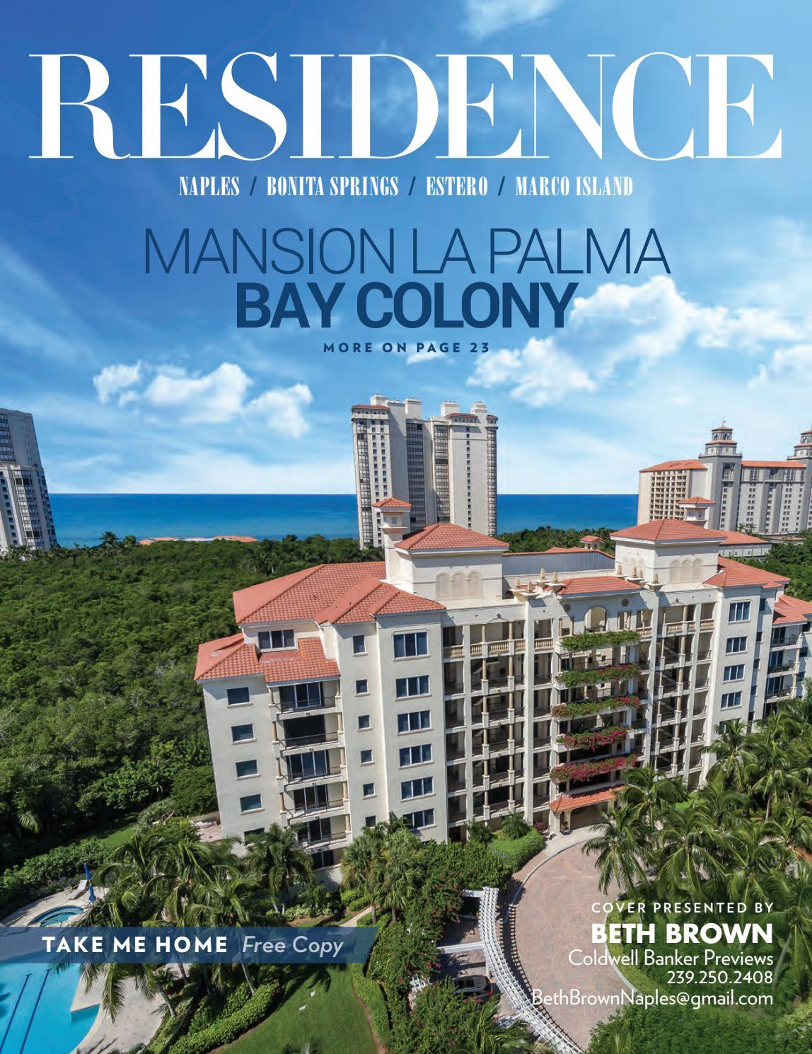 Residence Magazine November 16 By Fine Magazine Naples