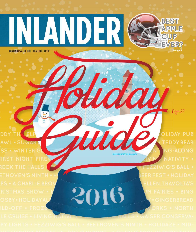 7d75c70d410230 Inlander 11 24 2016 by The Inlander - issuu