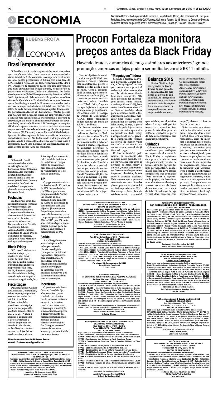 394af0513 22 11 2016 -Edição 22902 by Jornal O Estado (Ceará) - issuu