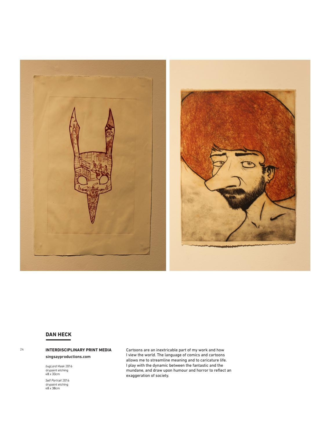 2016 Queensland College Of Art Fine Art Graduate Catalogue By
