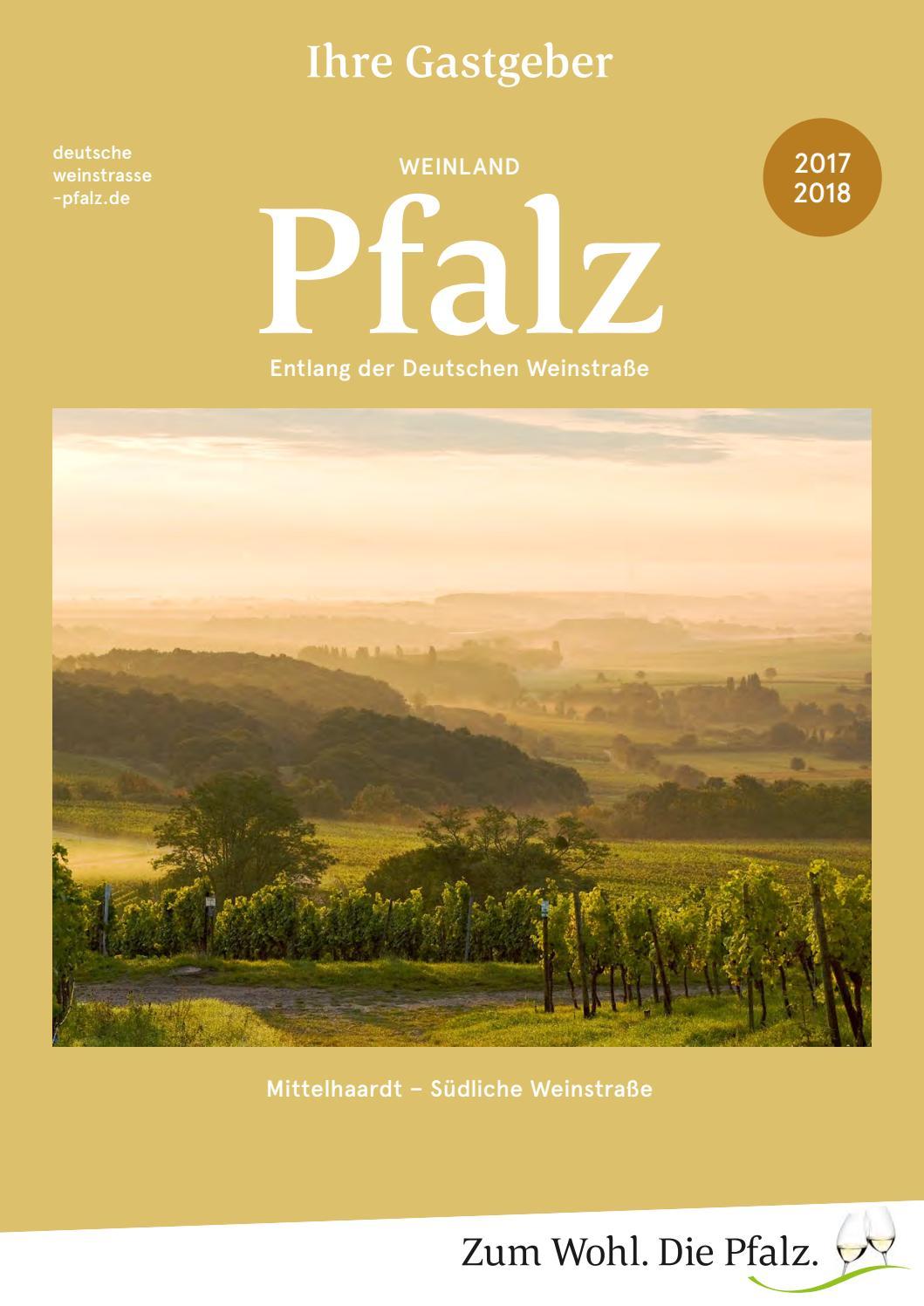Gastgeberverzeichnis by Südliche Weinstrasse e.V. - issuu