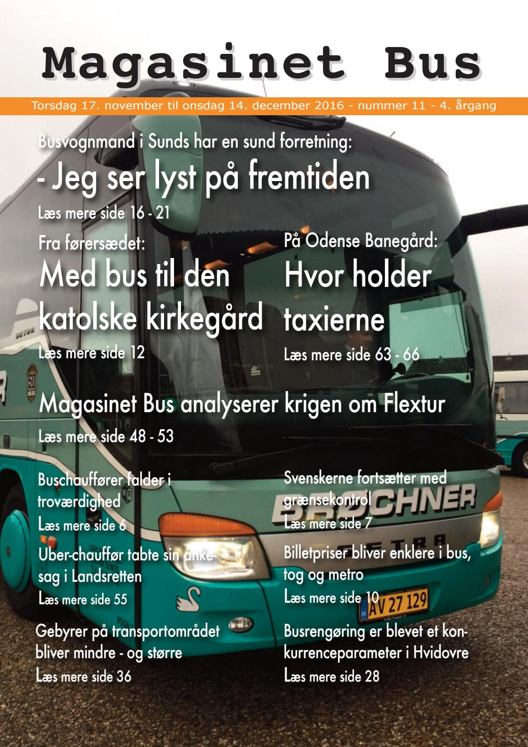 magasinet bus