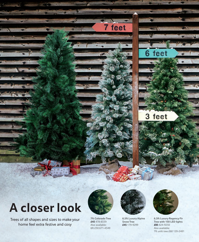 7ft Christmas Tree Tesco: Tesco Christmas Gift Guide 2016 By Tesco Magazine