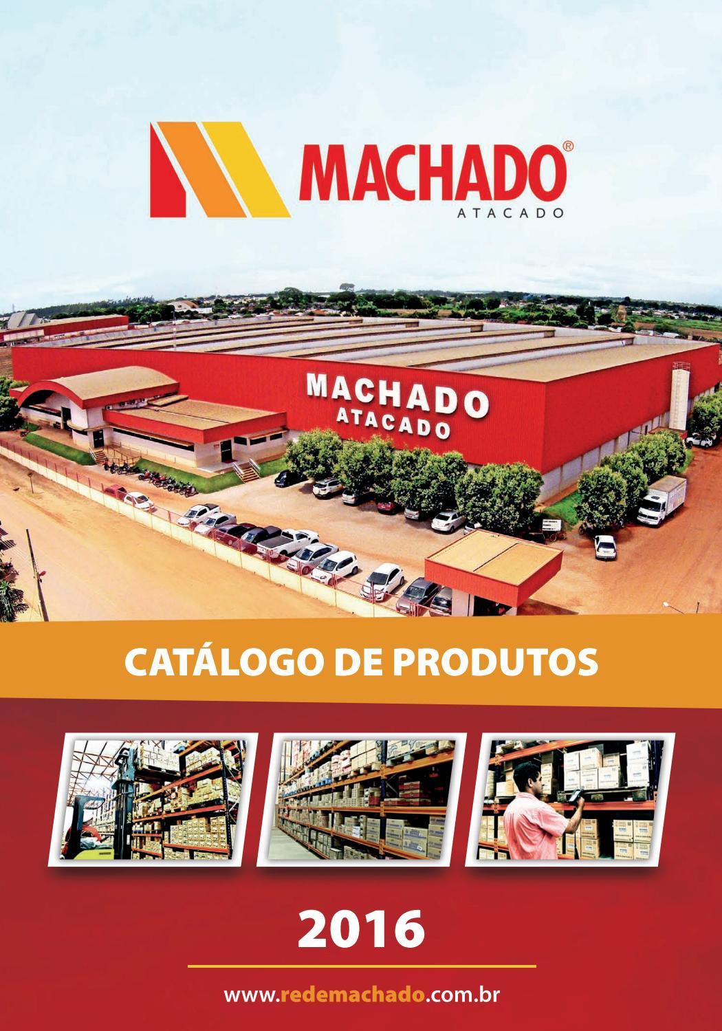 ea27c6d3c Catálogo de Produtos Machado Atacado by Newbasca - issuu