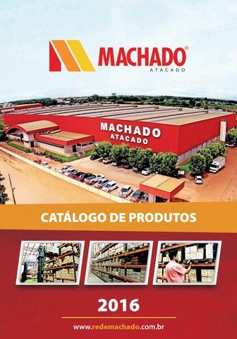 44986cb6aaf Catálogo de Produtos Machado Atacado by Newbasca - issuu