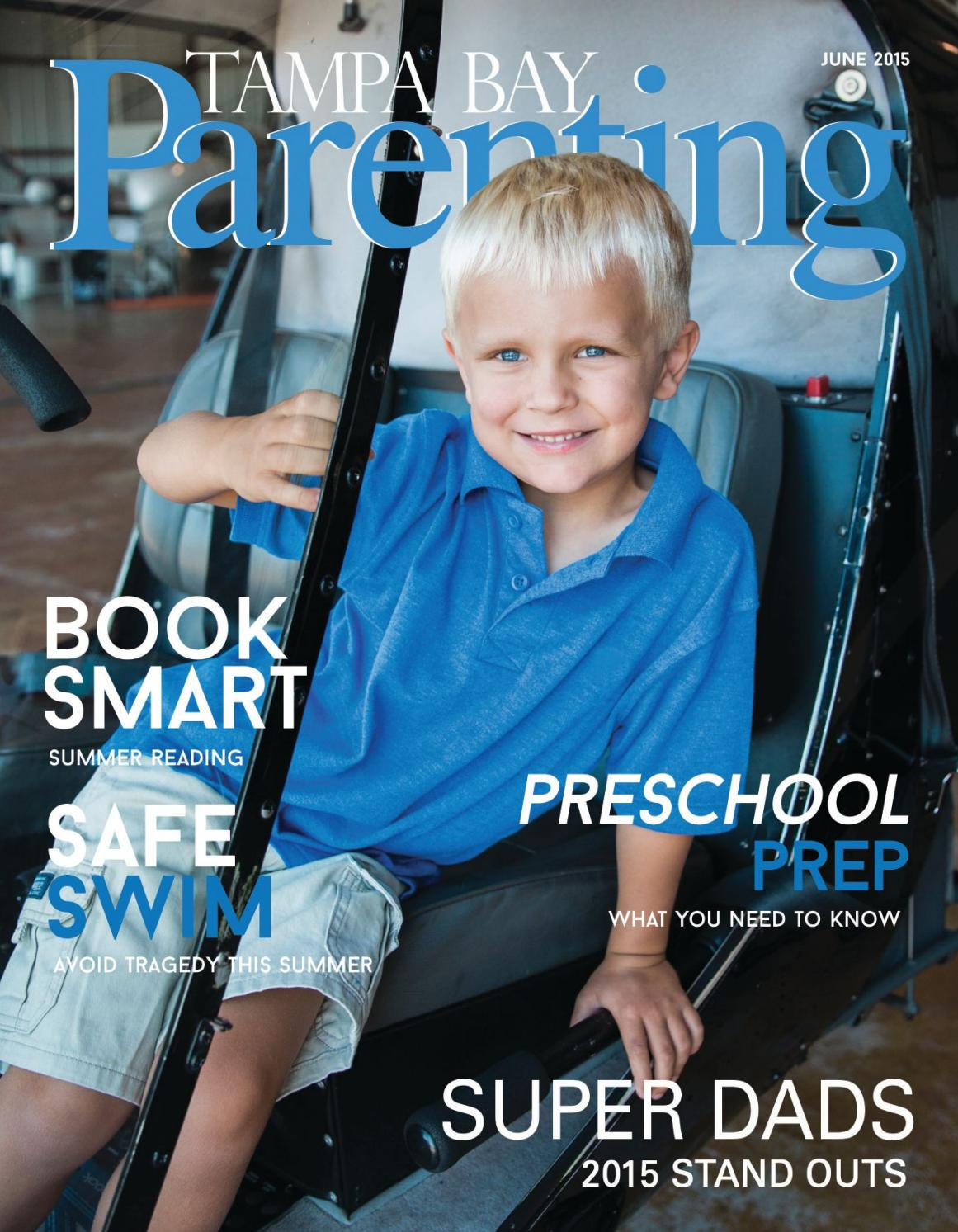 3ea0dc6aea8d June 2015 by Tampa Bay Parenting Magazine - issuu