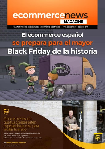 8be6157ae6 EcN Magazine N24 Septiembre-Octubre 2016 by Ecommerce News - issuu