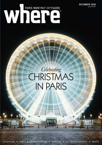 Where Paris December 2016 by Morris Media Network - issuu 2087e22209d