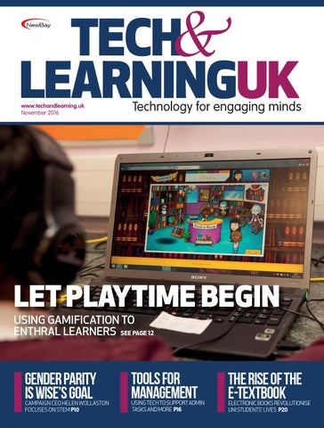 Tech&LearningUK November 2016 Digital by Future PLC - issuu