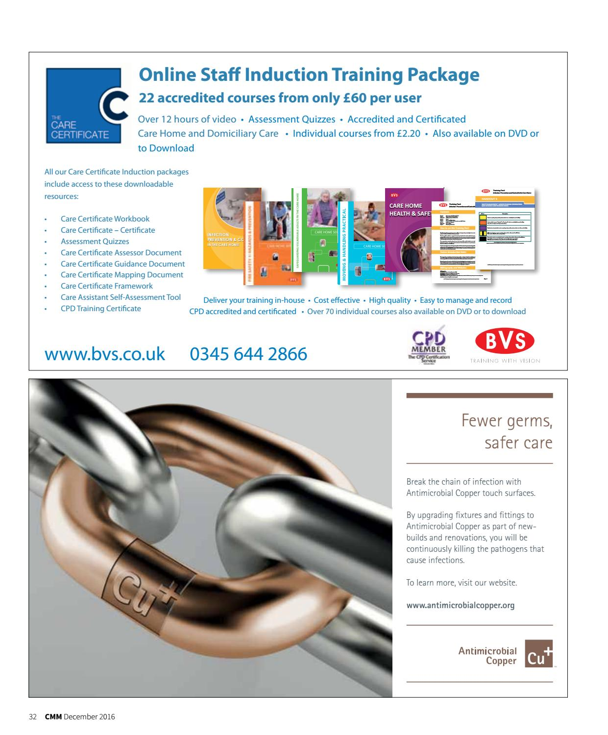 Care Management Matters December 2016 By Care Choices Ltd Issuu