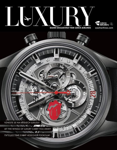 Luxury Guide ČSA 11 2016 by LuxuryGuideCZ - issuu cb7981afe8