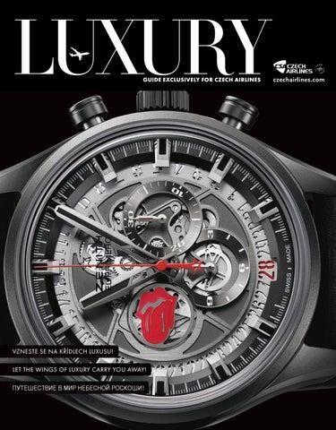 784796eb7d8 Luxury Guide ČSA 11 2016 by LuxuryGuideCZ - issuu