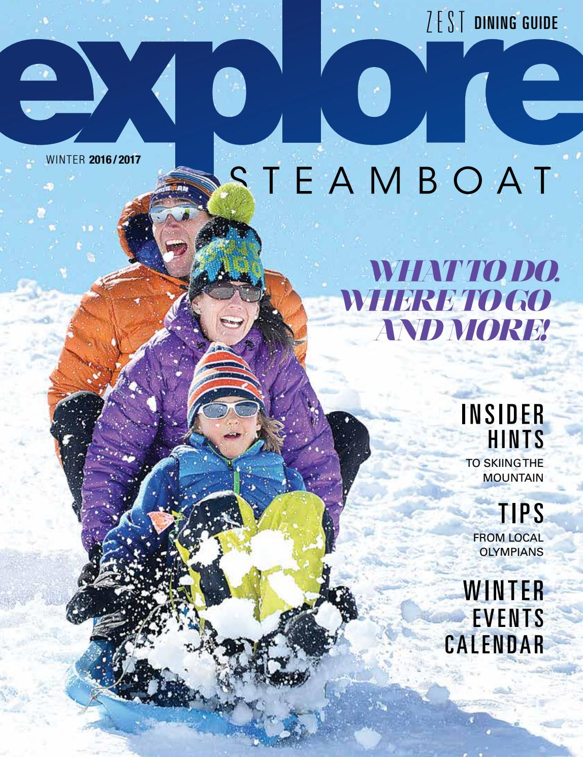 Explore Steamboat By Pilot