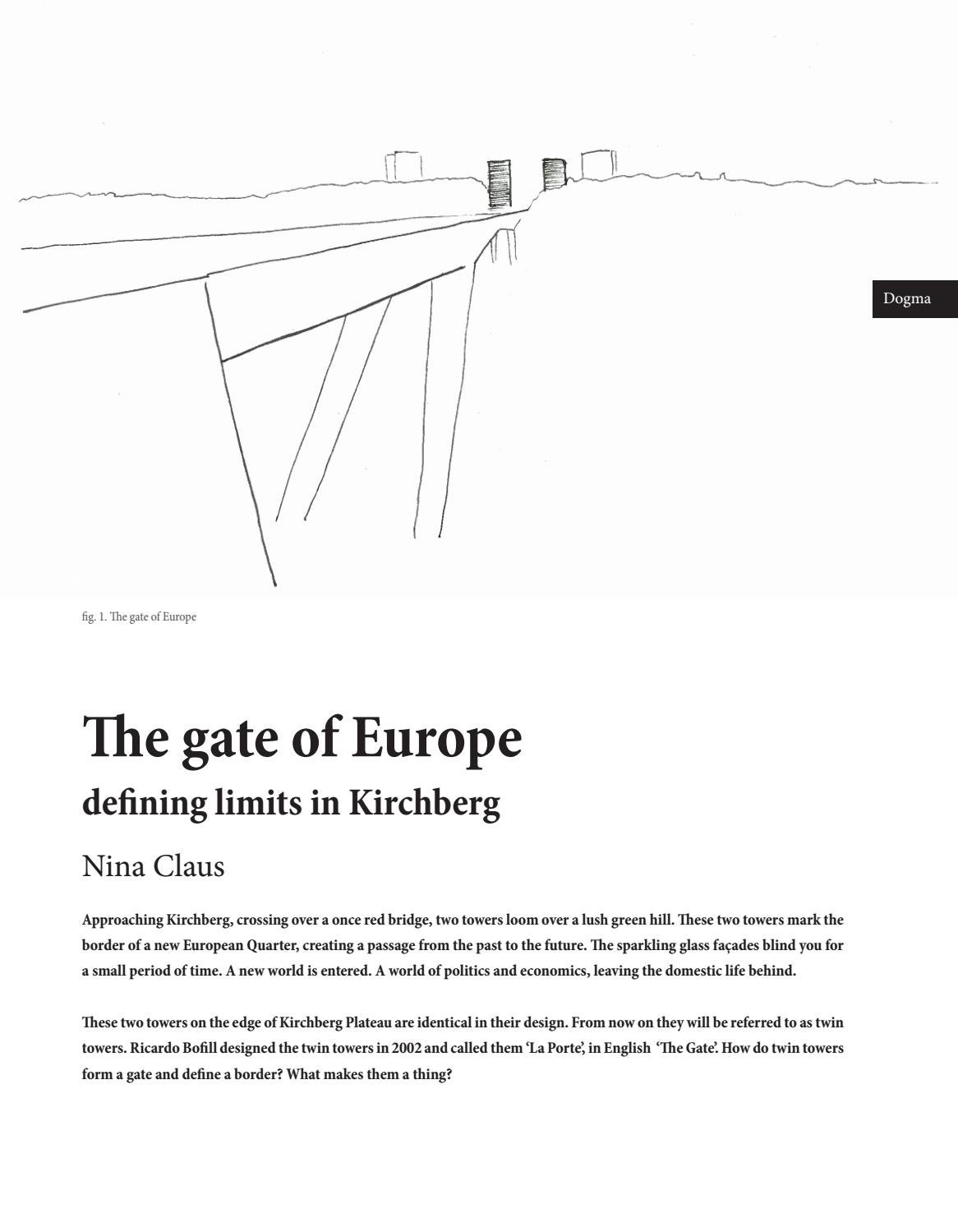 Dogma Nina Claus by Nina Claus - issuu