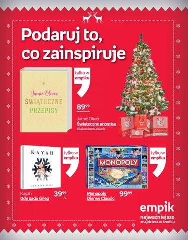 Katalog świąteczny Nr 2 By Empik Issuu
